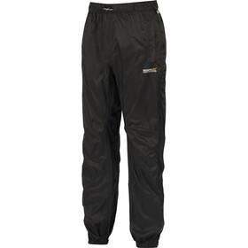 Regatta Active Packaway II Cubrepantalones Hombre, black